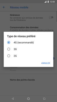 Nokia 8 Sirocco - Réseau - Changer mode réseau - Étape 8