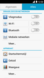 Huawei Ascend Y530 - Bluetooth - headset, carkit verbinding - Stap 3