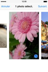 Apple iPhone 4S (iOS 8) - Photos, vidéos, musique - Prendre une photo - Étape 9