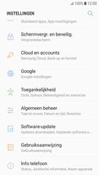 Samsung Galaxy J5 (2016) - Android Nougat - Beveiliging en ouderlijk toezicht - Hoe wijzig ik mijn SIM PIN-code - Stap 4