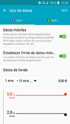 Samsung Galaxy J3 (2016) DualSim (J320) - Internet - Ver uso de datos - Paso 11