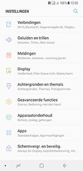Samsung Galaxy A8 (2018) (SM-A530F) - WiFi - Mobiele hotspot instellen - Stap 4