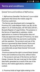Samsung J500F Galaxy J5 - Applications - MyProximus - Step 10