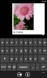 Nokia Lumia 520 - MMS - envoi d'images - Étape 11