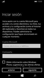 Microsoft Lumia 640 - E-mail - Configurar Outlook.com - Paso 8