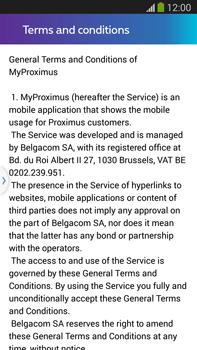 Samsung Galaxy S5 G900F - Applications - MyProximus - Step 10