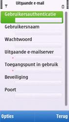 Nokia C6-00 - E-mail - handmatig instellen - Stap 19