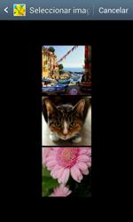 Samsung S7560 Galaxy Trend - Mensajería - Escribir y enviar un mensaje multimedia - Paso 16