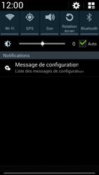 Samsung I9295 Galaxy S IV Active - MMS - Configuration automatique - Étape 4