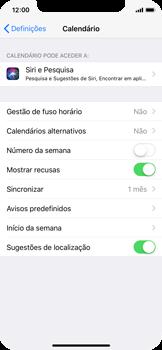Apple iPhone X - Aplicações - Como gerir permissões da aplicação -  4
