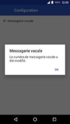 Crosscall Action X3 - Messagerie vocale - configuration manuelle - Étape 14