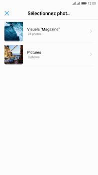 Huawei Mate 9 Pro - MMS - Envoi d