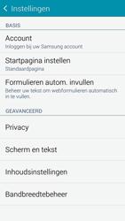 Samsung G901F Galaxy S5 4G+ - Internet - Handmatig instellen - Stap 21