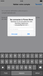 Apple iPhone 6 Plus - Applications - Créer un compte - Étape 26