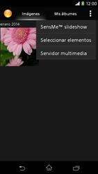 Sony Xperia M2 - Bluetooth - Transferir archivos a través de Bluetooth - Paso 5