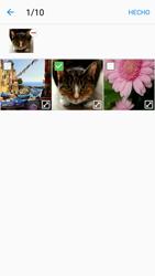 Samsung Galaxy A5 (2016) - Mensajería - Escribir y enviar un mensaje multimedia - Paso 22