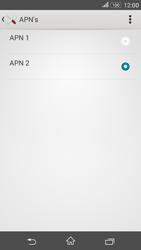 Sony E2003 Xperia E4G - Internet - handmatig instellen - Stap 20