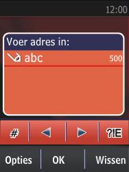 Nokia Asha 300 - Internet - Hoe te internetten - Stap 15