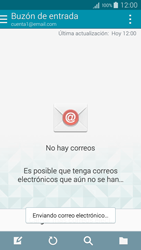 Samsung A500FU Galaxy A5 - E-mail - Escribir y enviar un correo electrónico - Paso 18