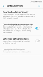 Samsung A320F Galaxy A3 (2017) - Android Oreo - Device - Software update - Step 6