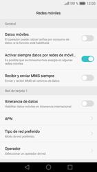 Huawei P9 Lite - Internet - Activar o desactivar la conexión de datos - Paso 7