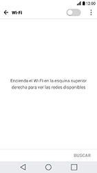 LG K10 (2017) - WiFi - Conectarse a una red WiFi - Paso 5
