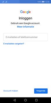 Huawei Mate 10 Pro Dual-SIM (Model BLA-L29) - Android Pie - Applicaties - Account aanmaken - Stap 4