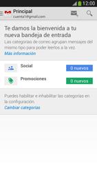 Samsung Galaxy S4 Mini - E-mail - Configurar Gmail - Paso 10