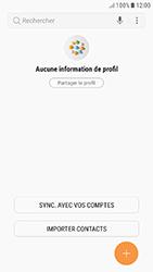 Samsung Galaxy J5 (2017) - Contact, Appels, SMS/MMS - Ajouter un contact - Étape 5