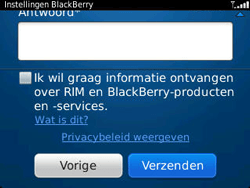 BlackBerry 9320 Curve - BlackBerry activeren - BlackBerry ID activeren - Stap 11