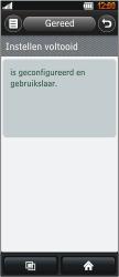 LG BL40 New Chocolate - E-mail - Handmatig instellen - Stap 13