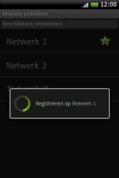 HTC A6262 Hero - Bellen - in het buitenland - Stap 9