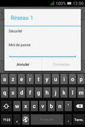 "Alcatel Pixi 3 - 3.5"" - Wifi - configuration manuelle - Étape 6"