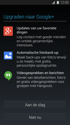 Samsung G901F Galaxy S5 4G+ - Applicaties - Account aanmaken - Stap 19