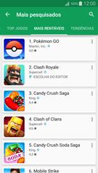 Samsung Galaxy A5 - Aplicativos - Como baixar aplicativos - Etapa 9