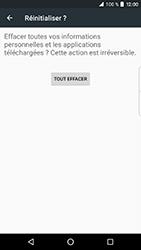 BlackBerry DTEK 50 - Device maintenance - Retour aux réglages usine - Étape 8