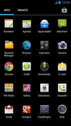 Huawei Ascend G615 - MMS - probleem met ontvangen - Stap 3
