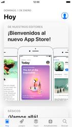 Apple iPhone 6 - iOS 11 - Aplicaciones - Descargar aplicaciones - Paso 3