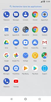 Nokia 7 Plus - Photos, vidéos, musique - Envoyer une photo via Bluetooth - Étape 3