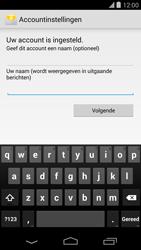 LG D821 Google Nexus 5 - E-mail - e-mail instellen: POP3 - Stap 20
