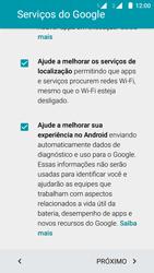 Motorola Moto G (2ª Geração) - Primeiros passos - Como ativar seu aparelho - Etapa 8