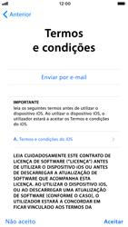 Apple iPhone 6s - iOS 12 - Primeiros passos - Como ligar o telemóvel pela primeira vez -  19