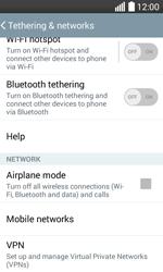 LG H220 Joy - Network - Usage across the border - Step 5