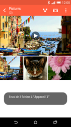 HTC Desire 820 - Photos, vidéos, musique - Envoyer une photo via Bluetooth - Étape 13