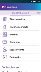 Huawei Y5 - Applications - MyProximus - Étape 21