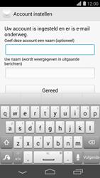 Huawei Ascend P7 - E-mail - Account instellen (IMAP zonder SMTP-verificatie) - Stap 19