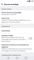 LG G5 - Sécuriser votre mobile - Activer le code de verrouillage - Étape 14
