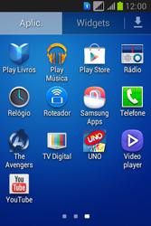 Samsung S6293T Galaxy Young Plus - Chamadas - Como bloquear chamadas de um número específico - Etapa 3