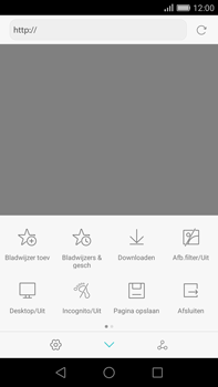 Huawei G8 - Internet - handmatig instellen - Stap 20