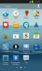 Samsung I8730 Galaxy Express - Internet - Handmatig instellen - Stap 17